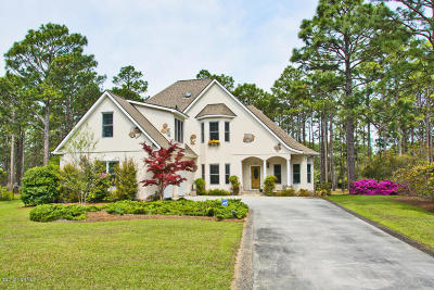 Cape Carteret Single Family Home For Sale: 120 Fairway Lane