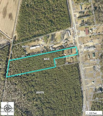 Beaufort Residential Lots & Land For Sale: 980 Harkers Island Road