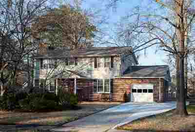 Northwoods Single Family Home For Sale: 1102 Sioux Drive