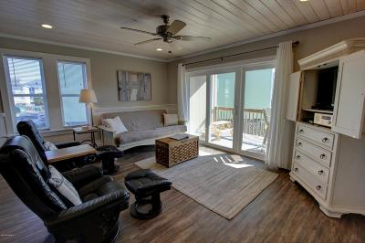 North Topsail Beach, Surf City, Topsail Beach Condo/Townhouse For Sale: 918 N New River Drive #418