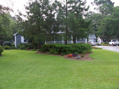 Wilmington NC Single Family Home For Sale: $305,000