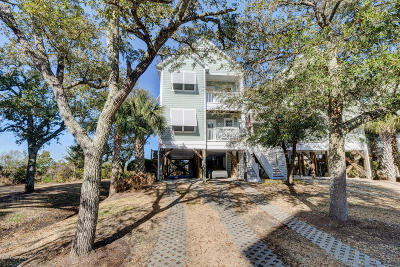North Topsail Beach, Surf City, Topsail Beach Condo/Townhouse For Sale: 205 N Boca Bay Lane