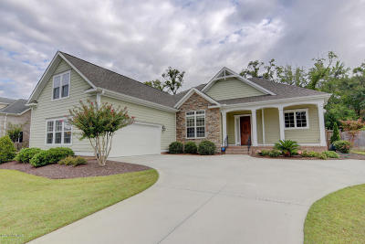 Wilmington Single Family Home For Sale: 5617 Andrews Reach Loop