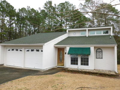 Onslow County Single Family Home For Sale: 1407 Adam Court