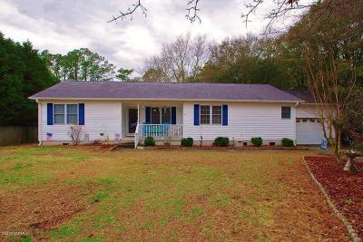 Newport Single Family Home For Sale: 392 Rollingwood Drive