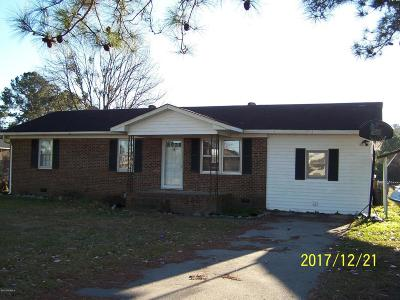 Grimesland Single Family Home For Sale: 6556 E Nc 33 Highway