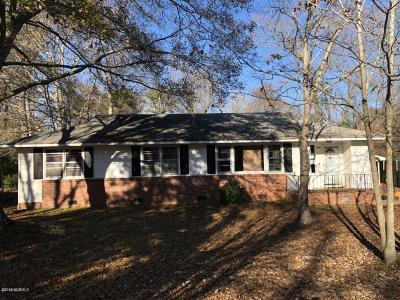 Jacksonville Single Family Home For Sale: 407 Hickory Court