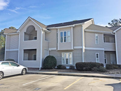 Morehead City Condo/Townhouse For Sale: 424 Commerce Avenue #C