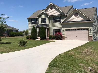 Sneads Ferry Single Family Home For Sale: 507 Greenfield Place