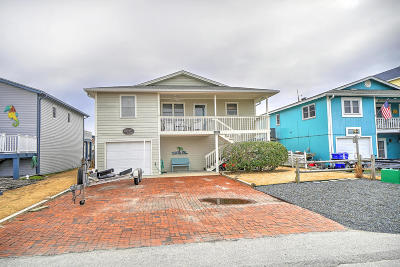 Holden Beach Single Family Home For Sale: 140 Greensboro Street