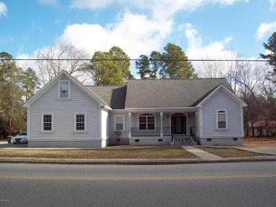 Tabor City Single Family Home For Sale: 401 Pireway Road