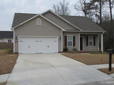 Swansboro Rental For Rent: 403 Nautical Lane