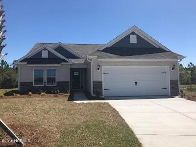 Ocean Isle Beach NC Single Family Home For Sale: $259,089