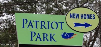 Havelock Residential Lots & Land For Sale: 113 Patriot Court