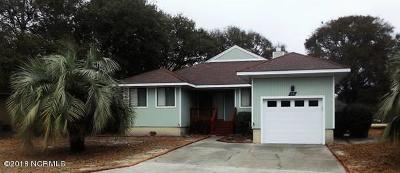 Oak Island Condo/Townhouse For Sale: 10 Greenview Drive