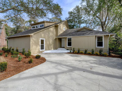 Wilmington Single Family Home For Sale: 1619 Jettys Reach