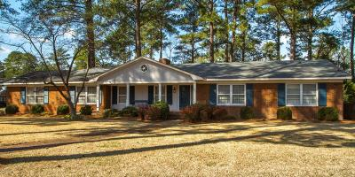 Greenville Single Family Home For Sale: 204 Crown Point Road