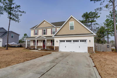 Sneads Ferry Single Family Home For Sale: 785 Jim Grant Avenue