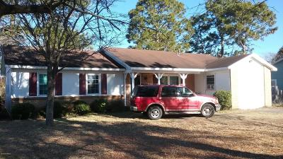 Wilmington NC Single Family Home For Sale: $99,900