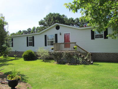 Beaufort Manufactured Home For Sale: 220 South Drive