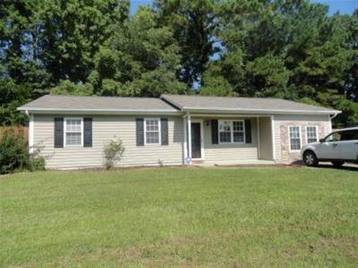 Jacksonville Single Family Home For Sale: 1584 Halltown Road