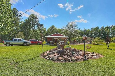 Brunswick County Commercial For Sale: 3705 Whiteville Road NW