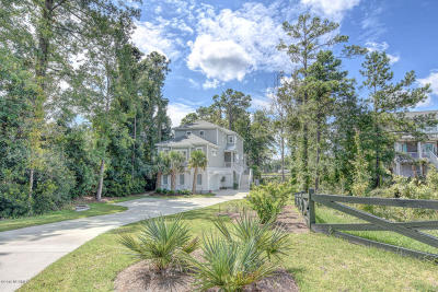 Wilmington Single Family Home For Sale: 2525 Royal Palm Lane