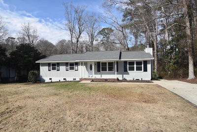 Havelock Single Family Home For Sale: 103 Woodland Drive