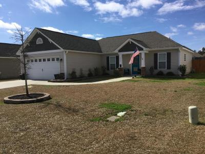 Jacksonville Single Family Home For Sale: 711 Radiant Drive