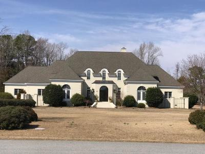 Greenville Single Family Home For Sale: 550 White Horse Drive