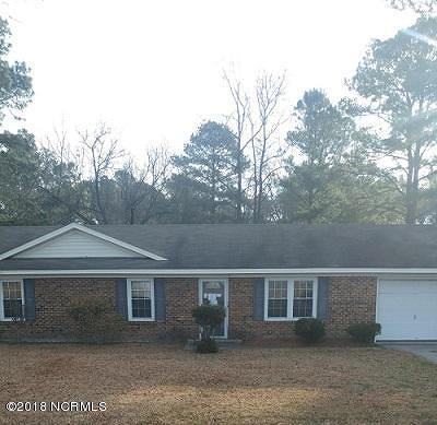 Farmville Single Family Home For Sale: 8432 Us Highway 258 N