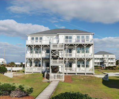 Emerald Isle Condo/Townhouse For Sale: 2913 Point West Drive #A1