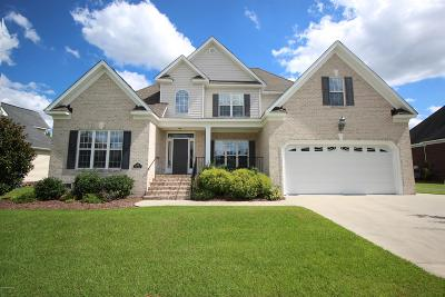 Winterville Single Family Home For Sale: 4528 Lagan Circle