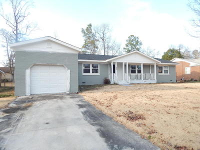 Jacksonville Single Family Home For Sale: 302 Forest Grove Avenue