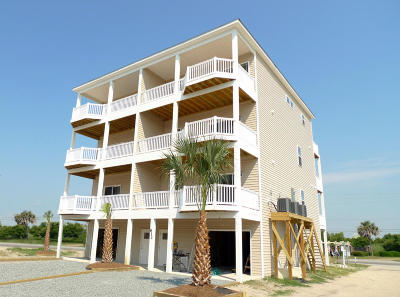 North Topsail Beach, Surf City, Topsail Beach Condo/Townhouse For Sale: 812 Villas Drive