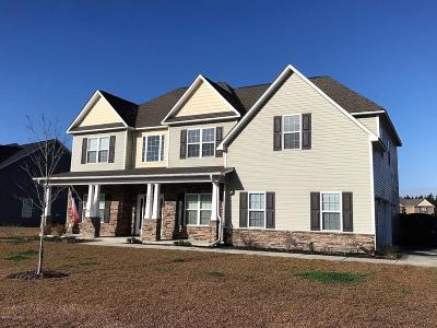Onslow County Single Family Home For Sale: 201 Hemming Way