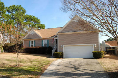 Wilmington NC Single Family Home For Sale: $240,000