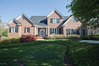 Wilmington Single Family Home For Sale: 1009 Arboretum Drive