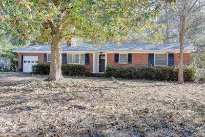 Wilmington NC Single Family Home For Sale: $179,000