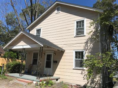 Wilmington NC Multi Family Home For Sale: $150,000