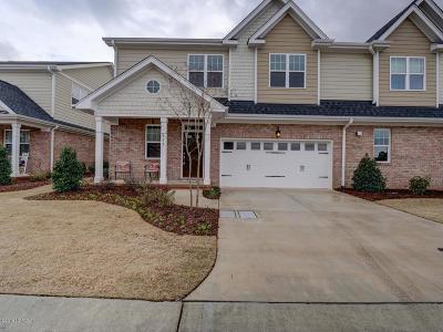 Wilmington Single Family Home For Sale: 4334 Terrington Drive