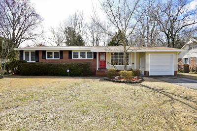 Northwoods, Northwoods Park Single Family Home For Sale: 1006 Decatur Road