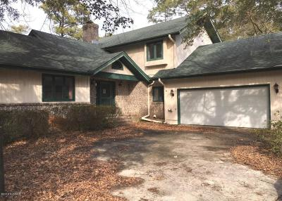 Supply Single Family Home For Sale: 294 Golfview Court SW