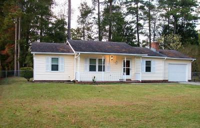 Jacksonville Single Family Home For Sale: 103 Nottingham Road