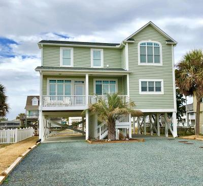 Holden Beach Single Family Home For Sale: 129 Swordfish Drive