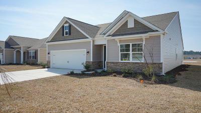 Carolina Shores Single Family Home For Sale: 3209 Cayuga Lake Court #341