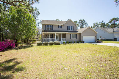 Southport Single Family Home For Sale: 760 Barber Road