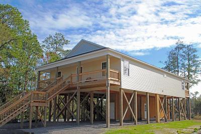 Wilmington Single Family Home For Sale: 1404 Marsh Cove Lane