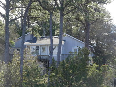 Emerald Isle NC Single Family Home For Sale: $550,000