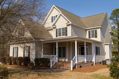 Greenville Single Family Home For Sale: 1805 English Oak Court